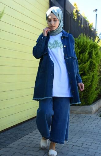 Green T-Shirt 0013J-03