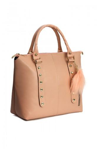 Women´s Shoulder Bag BS10612PU Powder 10612PU