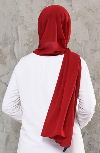 Claret red Sjaal 13001-04