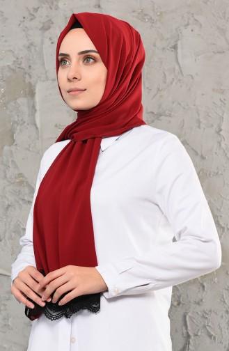 Claret red Sjaal 13002-04