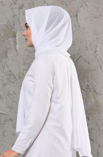 White Sjaal 13003-05