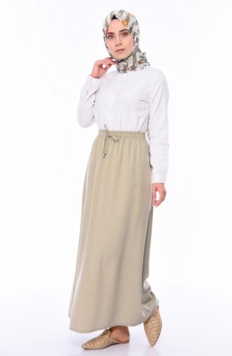 Stone Skirt 1124A-01
