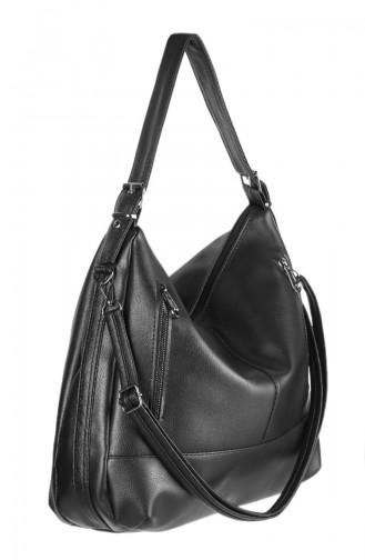 Black Shoulder Bag 1000-01