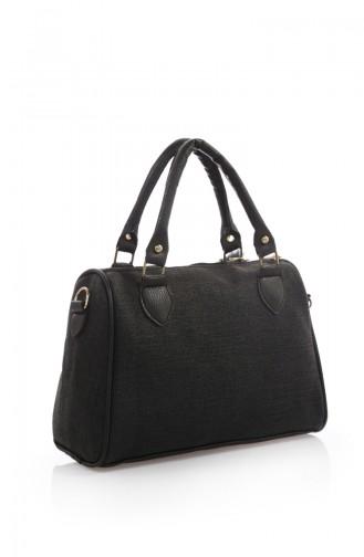 Black Shoulder Bag 122Z-01