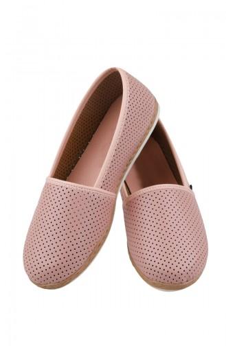 Dame Schuhe 0127-10 Pink 0127-10