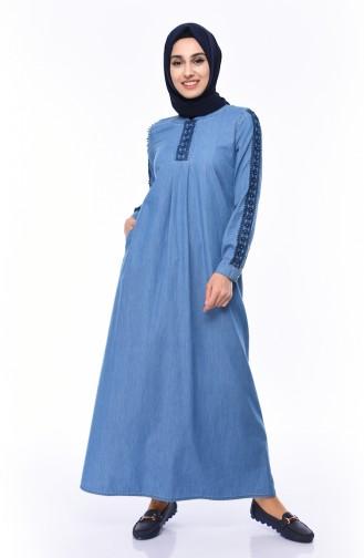 f155a8bffee94 Kot Tesettür Elbise Modelleri ve Fiyatları - Tesettür Giyim - Sefamerve