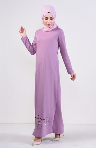 Hellrose Hijap Kleider 2980-14