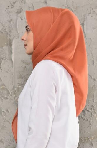 Orange Scarf 13010-13