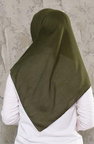 Khaki Scarf 13010-16