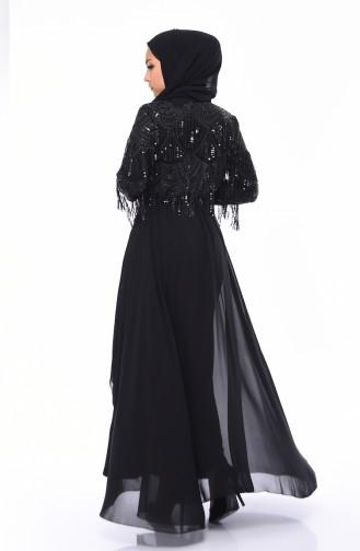 Schwarz Abayas 15005-01