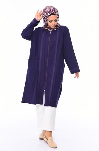 Purple Mantel 0610-04