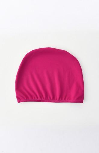 Purple Swimsuit Hijab 0340-04