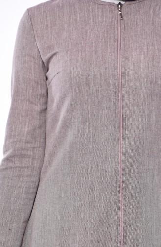 Claret red Suit 9025-03