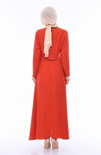 Tile Dress 7058-08