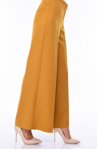 Pantalon Moutarde 3095-16