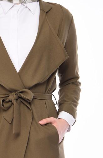 Trench Coat Khaki 5469-05