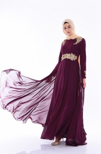 94de0de34c382 Şifon Elbise Modelleri ve Fiyatları - Tesettür Giyim | SefaMerve