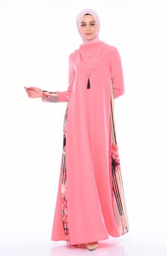 Rosa Hijap Kleider 6Y4631900-01