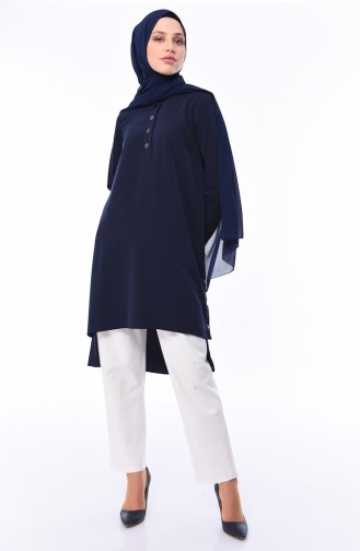 Navy Blue Tunic 8Y6881400-06