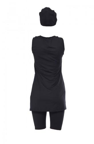 ملابس السباحة أسود 271-03