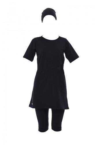 ملابس السباحة أسود 290-02