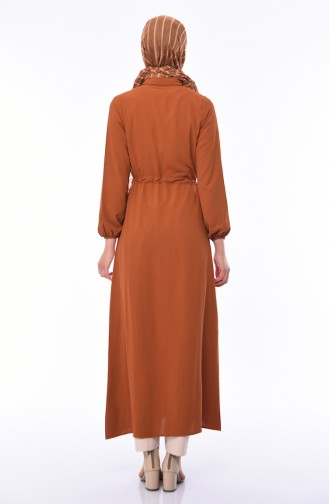 Tobacco Brown Tunic 5282-14