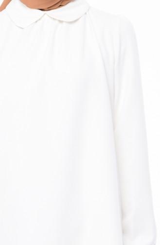 Tunique Blanc 3022-03