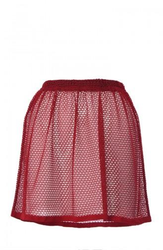 Claret red Rok 117-04