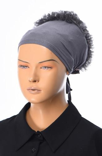 Bonnet Antracite 11