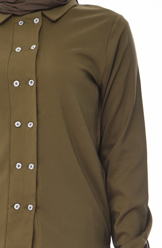 Khaki Anzüge 4216-02