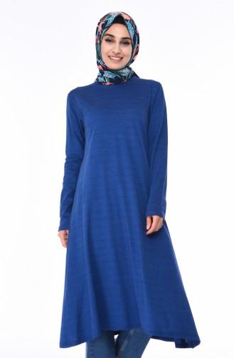 Saks-Blau Tunikas 7895-08