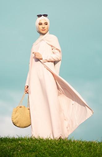 Robe Hijab Rose 7246-04
