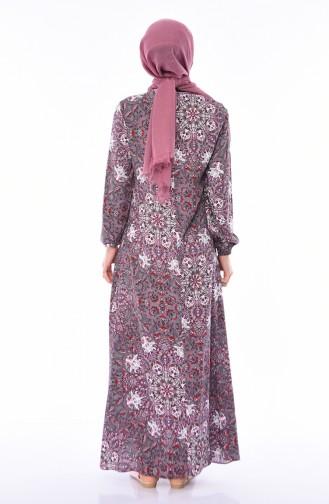 Zwetschge Hijap Kleider 0523-02