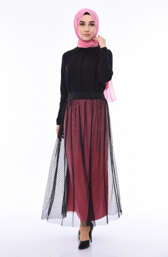 Vermillion Skirt 4276-05