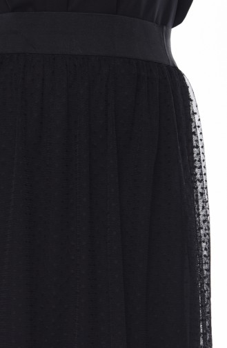 Jupe Noir 4276-02