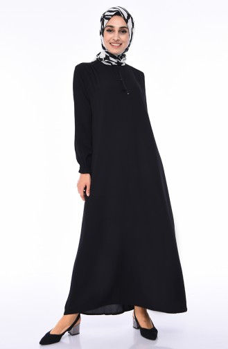 فستان أسود 0060-01