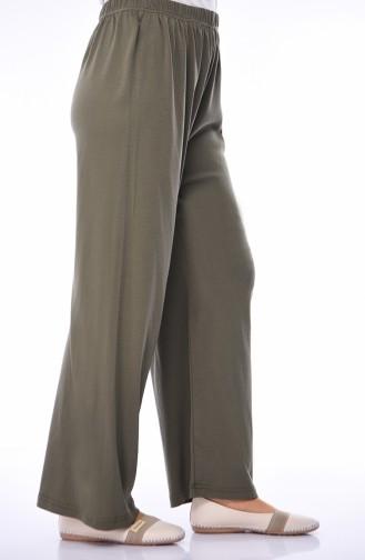 Pantalon Élastique 7990-07 Khaki 7990-07