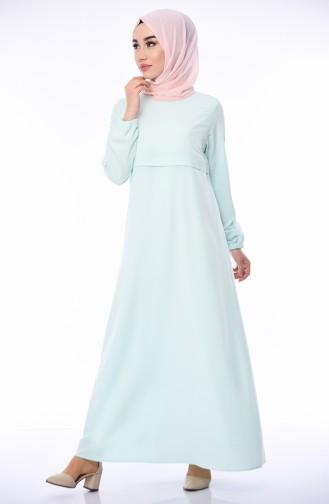 Puder Hijap Kleider 1048A-01