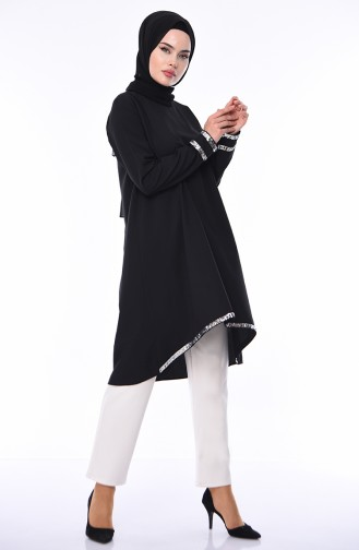 Black Tunic 3165-01