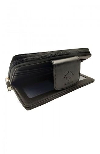 محفظة نقود أسود 16-01