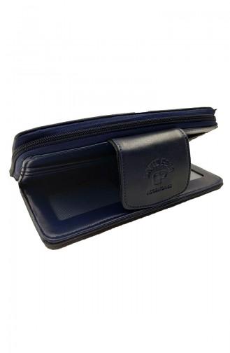 Navy Blue Wallet 16-03