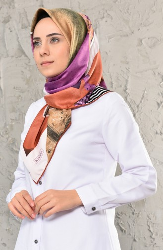 Tobacco Brown Scarf 2261-09