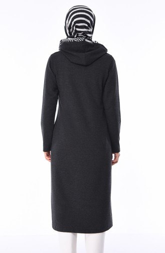 Anthrazit Cape 8299-07