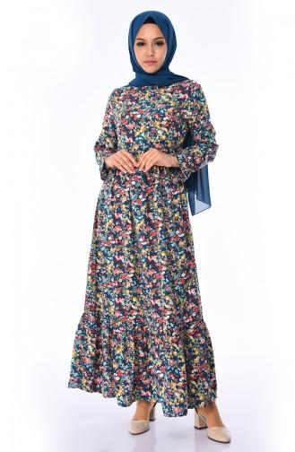 0530baa981ae1 Uzun Kollu Tesettür Elbise Modelleri ve Fiyatları - Tesettür Giyim ...