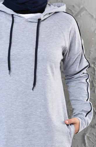 Grau Jogginganzüge 9030-05