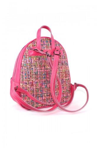Pink Back Pack 137-12