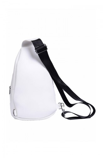 White Back Pack 150-04