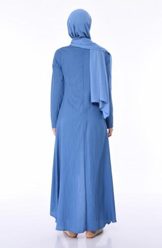 Indigo Suit 6162-05
