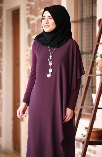 Purple Overall 3230-04