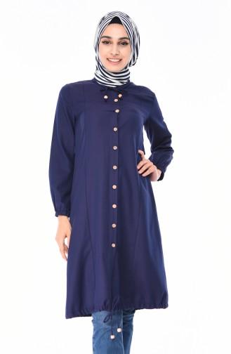 Navy Blue Tunic 5475-06